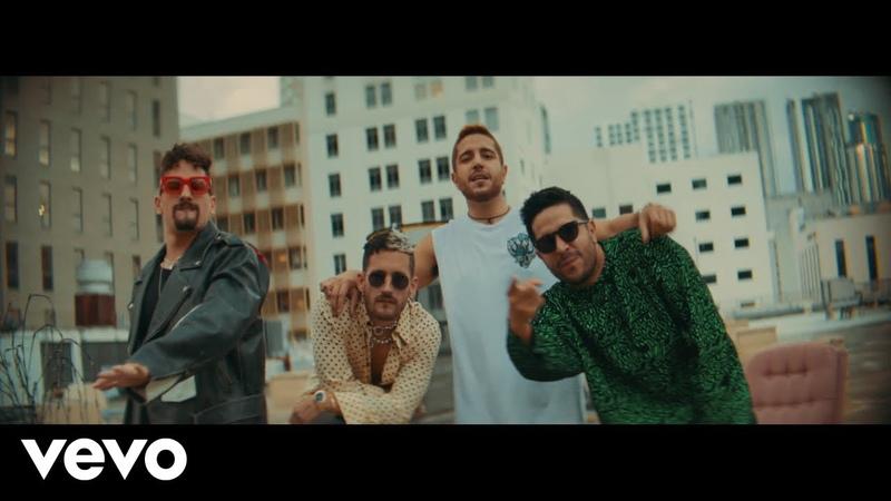Cali Y El Dandee Feat. Mau Y Ricky Guaynaa - Despiértate (Videoclip Oficial)