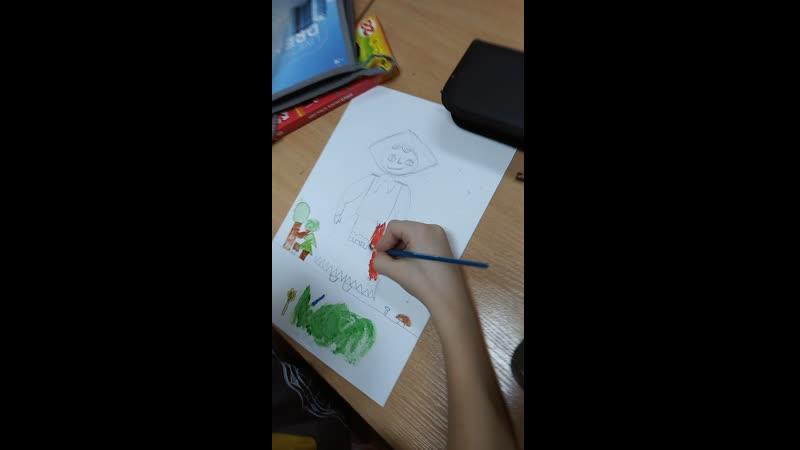Урок - Положительный сказочный персонаж3