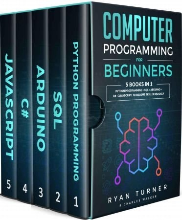 Computer Programming for Beginn - Ryan Turner