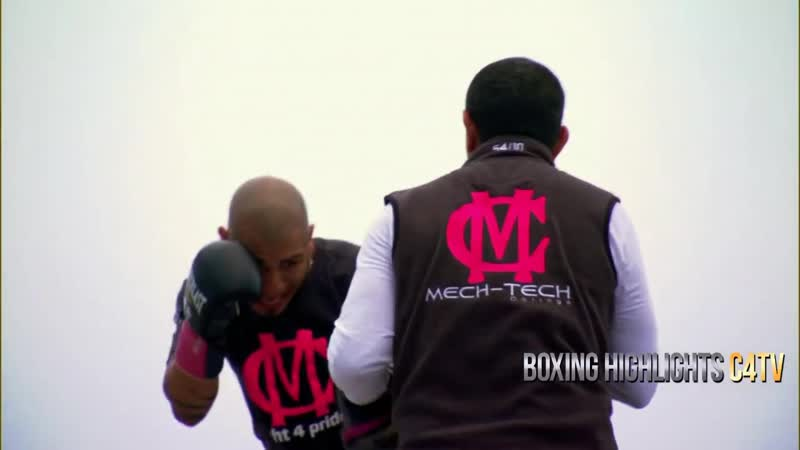 Miguel Cotto Training Motivation - Puerto Rican Power
