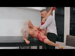 Nina elle crawling to another cock порно porno