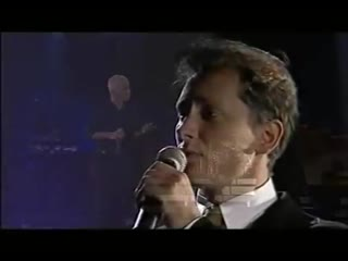 HELMUT LOTTI AND EROS RAMAZZOTTI. MUSICA E (1998)