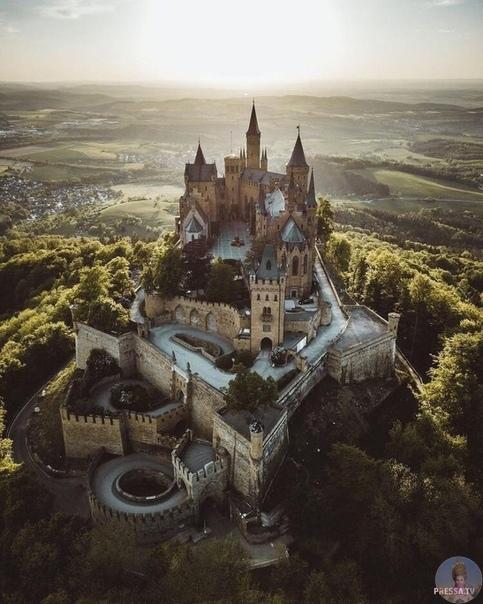 Сказочные замки
