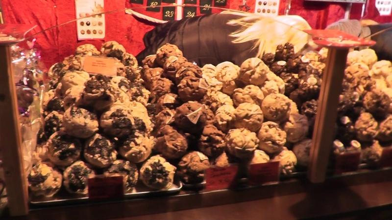 Рождественская сказка в Берлине, часть 1