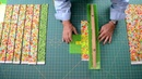 DIY Precuts Cut forty two 2-1/2 inch WOF Strips in under 10 minutes