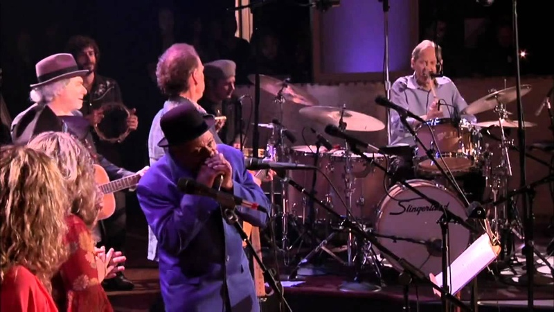 Levon Helm Ramble At The Ryman 'The Weight' on