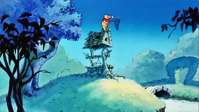 04 Всё хорошо что хорошо желается ♥ Приключения Винни Пуха 2 сезон Мультики для детей cartoons