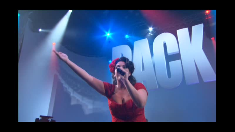 CARO EMERALD - Back It Up ( Дай Назад ) ( Live At The Heineken Music Hall , Amsterdam , Holland \ 2010 г )