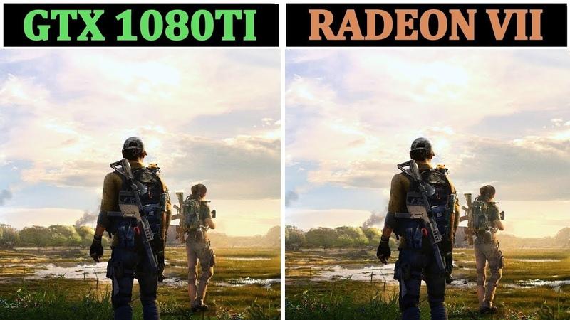 GTX 1080TI vs RADEON VII | Tested 13 Games |