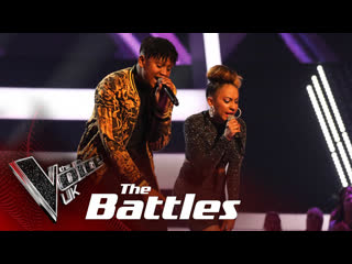 Gabriel Dryss vs Shivon Kane - Feels (The Voice UK 2019)