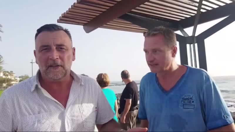 Lutz Bachmann 26 07 2019 LUTZiges mit Michael Stürzenberger