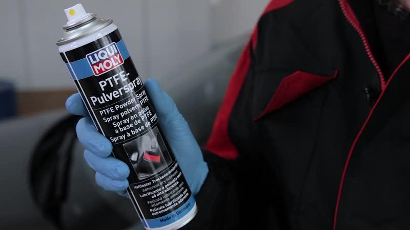 Тефлоновый спрей PTFE-Pulver-Spray