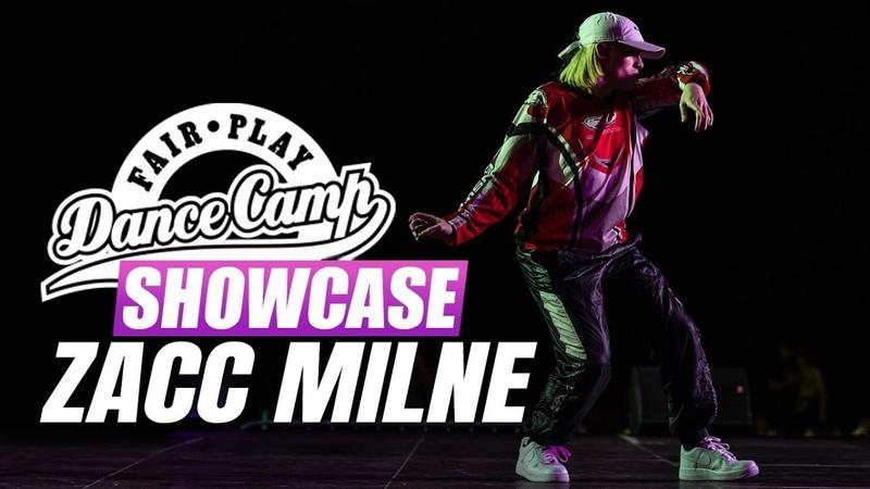 Zacc Milne | Fair Play Dance Camp SHOWCASE 2019 | Powered by Podlaskie