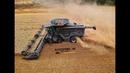 FENDT IDEAL 9T Black Beast Combine in Germany