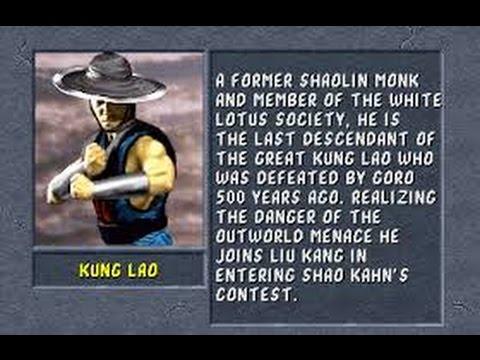 Mortal Kombat II Arcade Kung Lao Gameplay on Very Hard no Continues