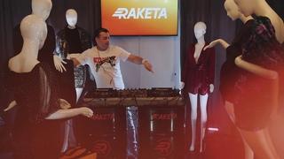 DJ Maniak live Raketa mix
