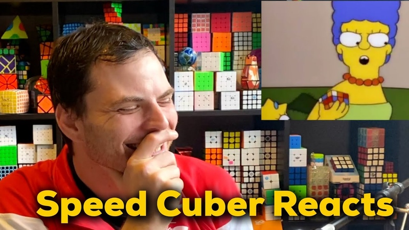 Speed Cuber Reacts to Rubik's Cubes in Movies and TV