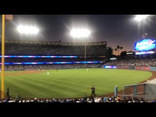 190803 Good Evening at Dodger Stadium