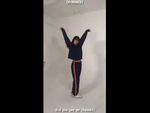 [MIRRORED] TWICE (Momo) What is Love Dance - phone size