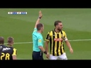 VAR confusion - Referee cancels Feyenoord goal to give Vitesse a penalty