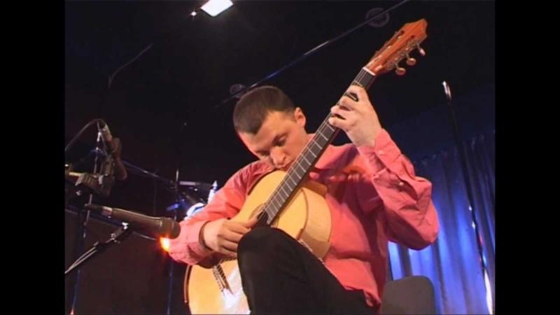(SOJO) - QUE NO TE QUIERA MAS - Flavio Sala, Guitar