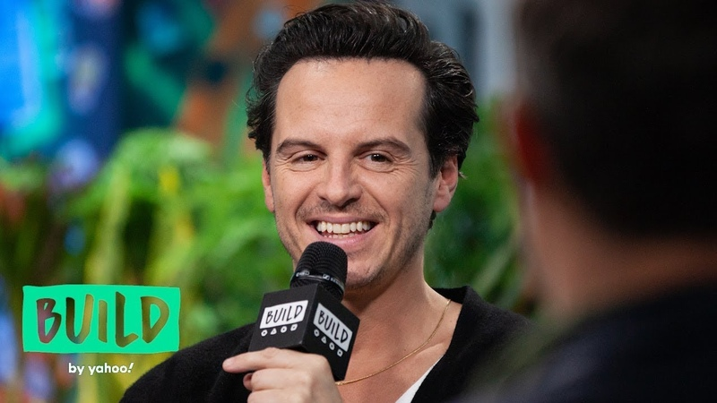 Andrew Scott Chats About The New Amazon Prime Series, Modern Love