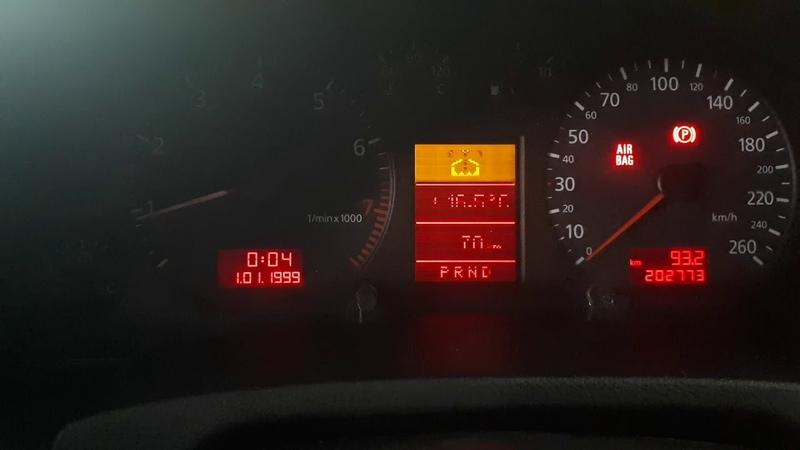 Ауди A6 неисправный блок управления вариатором не заводится не работает режим парковка нейтраль