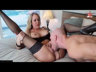 ПОРНО С ПЕРЕВОДОМ Johnny Sins Brandi Love (big tits anal brazzers sex porno blowjob milf) порно на русском Л секс