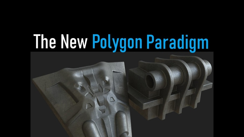 The Game Has Changed The New Polygon Paradigm