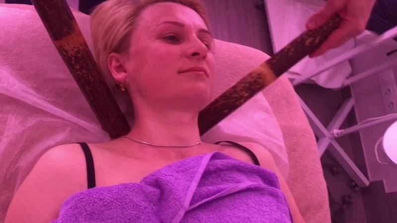 Обучение Креольскому бамбуковому массажу