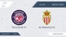 Toulouse FC 7:1 AS Monaco FC, 19 тур (Фр)