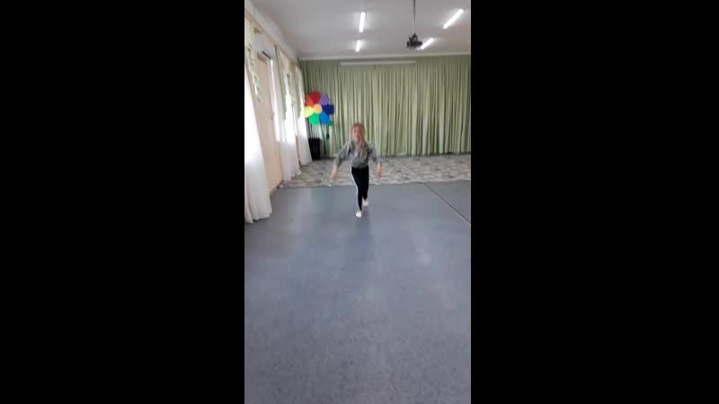 Я гимнастка и это ещё не всё
