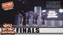 UpClose: LFG - USA (3rd Adult) | HHI's 2019 World Hip Hop Dance Championship Finals