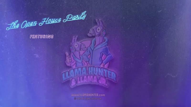 Chapter 2: Season 1 with Fortnite's Llama Hunter Llama Jr.