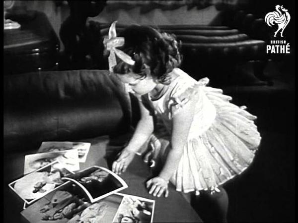 Tea With A Ballerina 1945