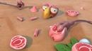CRACKÉ Alambre de espino Dibujos animados para niños Compilacion