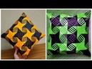 CUSHION cover making design pattern cutting stitching inhindi at home weaving knitting cojin capiton