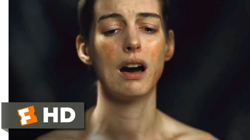 Les Misérables (2012) - I Dreamed A Dream Scene (110) | Movieclips