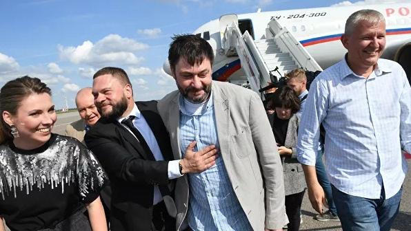Россия и Украина освободили задержанных граждан