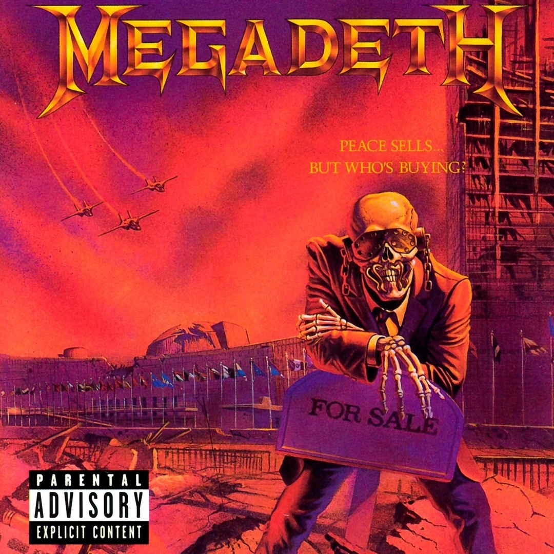 Megadeth - Peace Sells… But Who's Buying ?