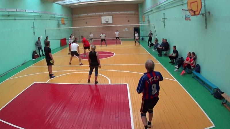 Сабурово vs Локомотив - Волейбол - super lite уровень 2019/11/10