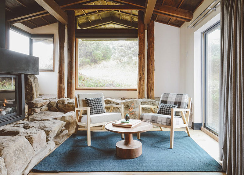 Timber Cove Resort — эко-отель в удивительном месте на берегу океана