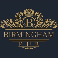 Логотип BIRMINGHAM PUB