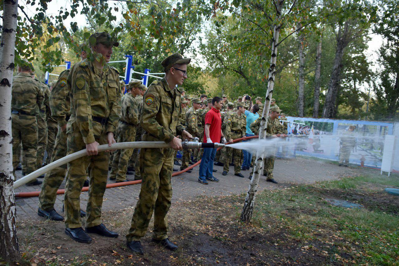 Плановую эвакуацию провели в здании кадетского училища в Кузьминках