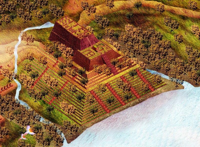 Пирамида Гунунг Паданг