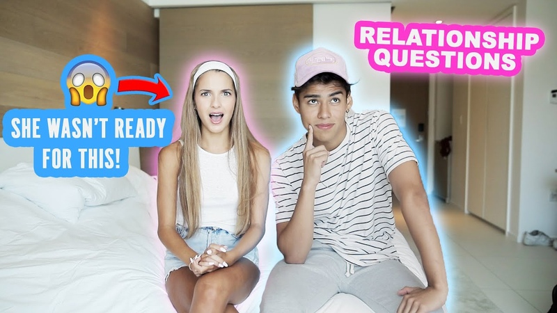 LEXI AND ANDREW GETTING MARRIED! ** SHOCKING ANSWERS!!