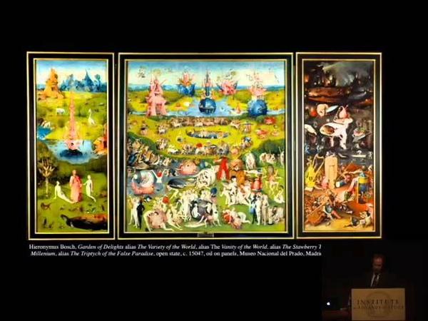 The Unspeakable Subject of Hieronymus Bosch - Joseph Leo Koerner