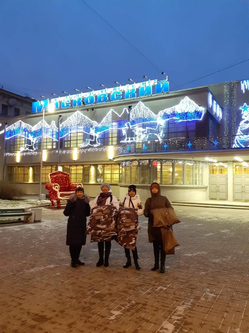 Ежегодный проект «Национальная премия по народному и фольклорному танцам» состоялся в Рождественские каникулы, в новом 2020 году, в Санкт-Петербурге., изображение №2