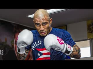 Miguel cotto training motivation puerto rican power