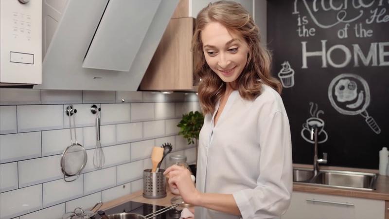Кухни, которые берегут нервы